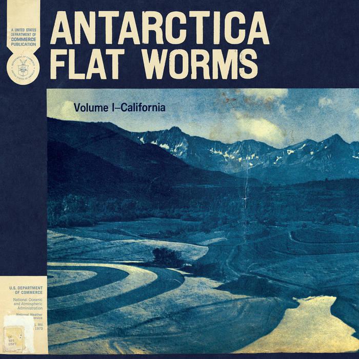 Flat Worms – Antarctica (Drag City)