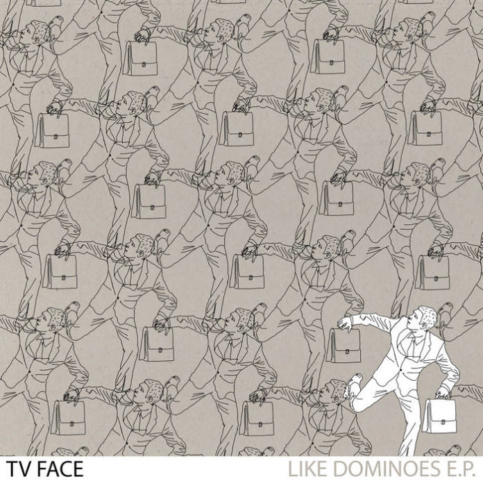 TV Face – Like Dominoes EP (Self Released)