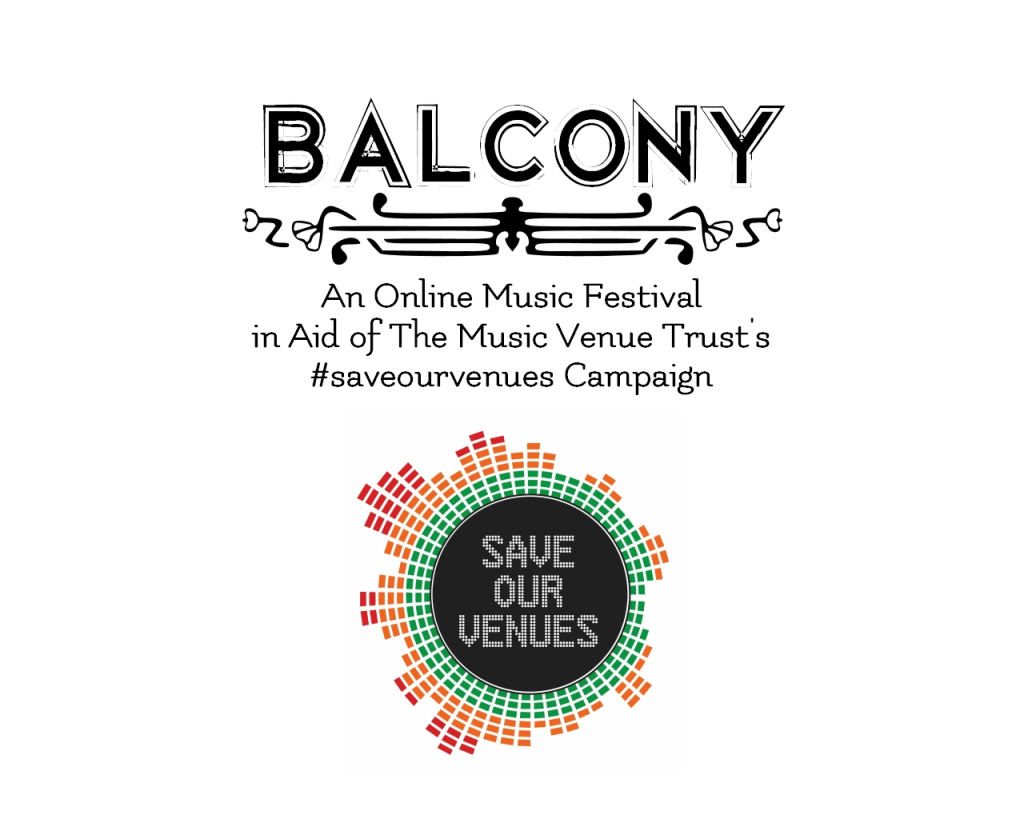 WATCH HERE: BALCONY FESTIVAL IN AID OF #SAVEOURVENUES FROM 1PM TODAY