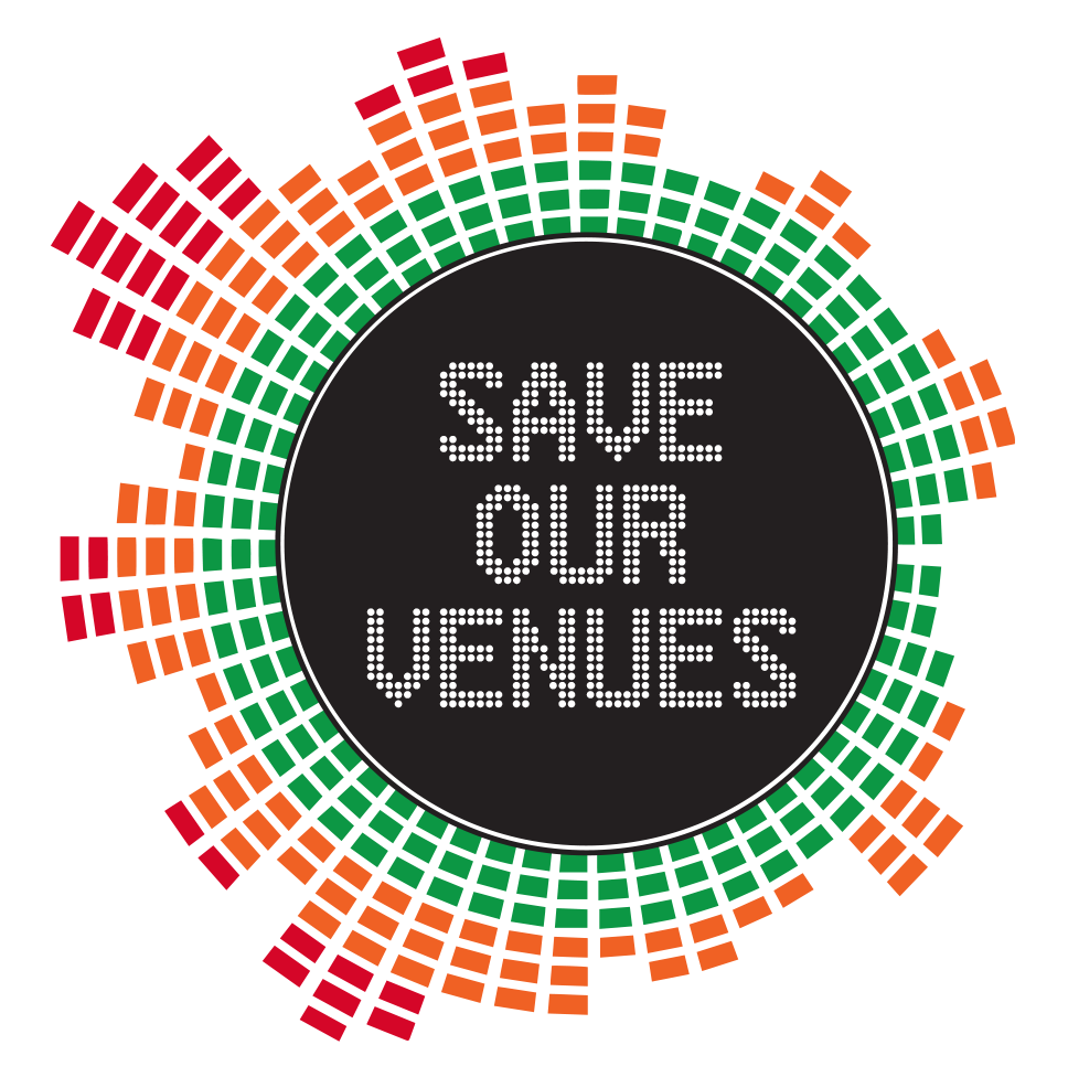 NEWS: 140 music venues across the UK saved for now, over 400 still under threat #saveourvenues