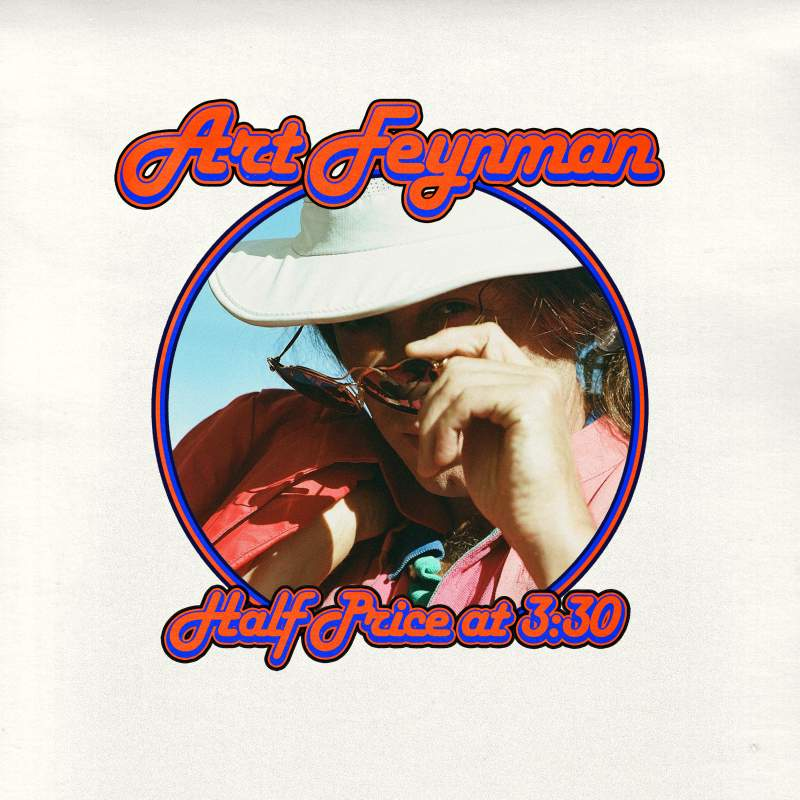 Art Feynman – Half Price at 3:30 (Western Vinyl)