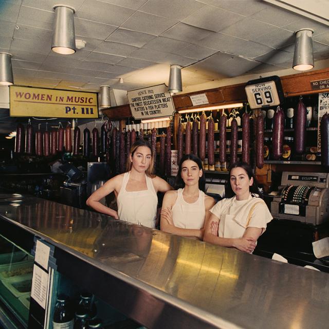 Haim – Women in Music Pt. III (Columbia)