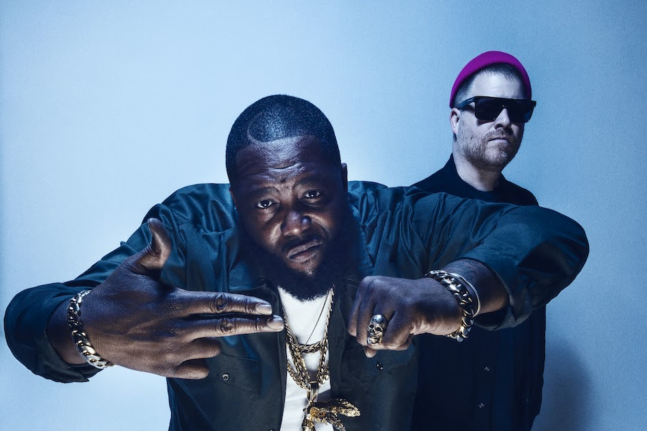 NEWS: Run the Jewels (Killer Mike & El-P) release RTJ4