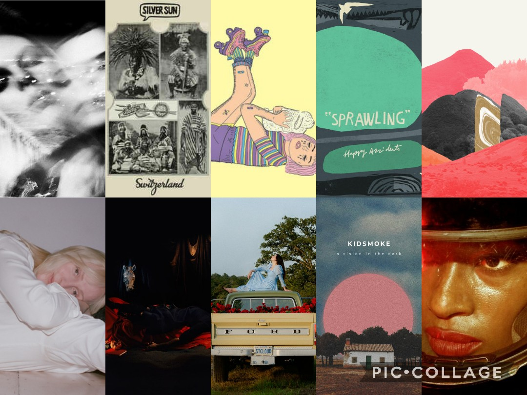 PODCAST: GIITTV! Show Me Magic! Albums of the year so far special..Part One