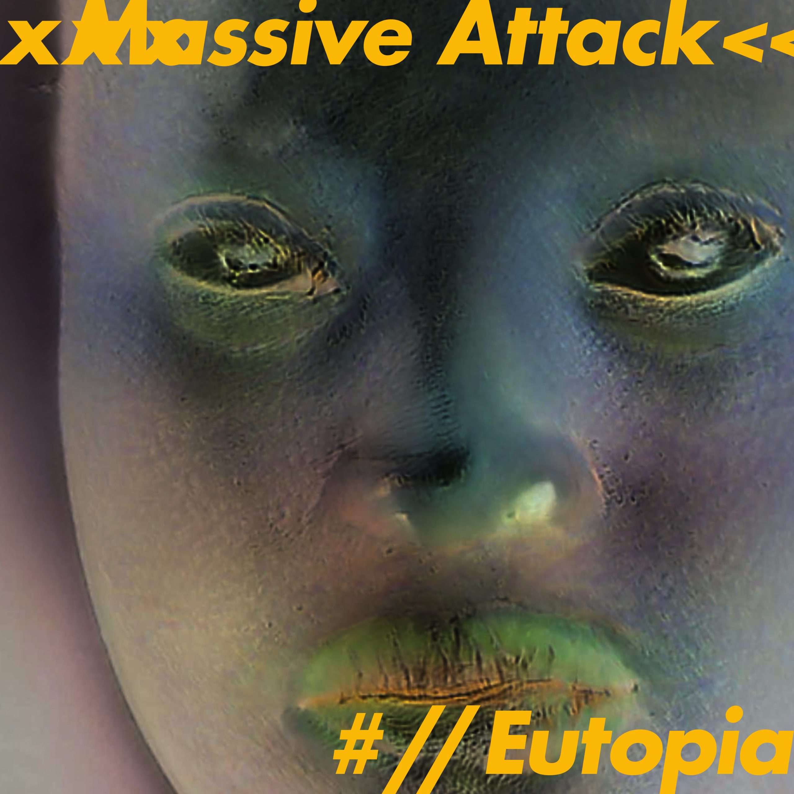 NEWS: Massive Attack Release New Audio-Visual EP: Eutopia feat Saul Williams, Algiers and Young Fathers