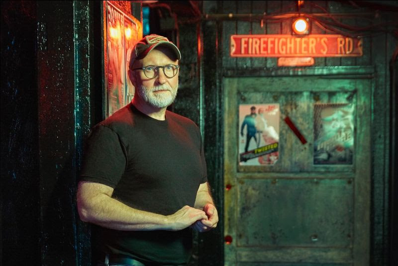 NEWS: Bob Mould shares 'Forecast of Rain' from upcoming protest album 'Blue Hearts'
