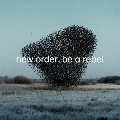 NEWS: New Order return with uplifting new single 'Be A Rebel'