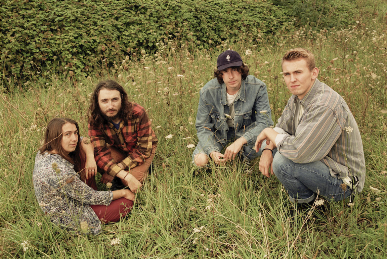 New Welsh record label Rose Parade Recording Co: TJ Roberts, Sam Barnes, SHREDDIES