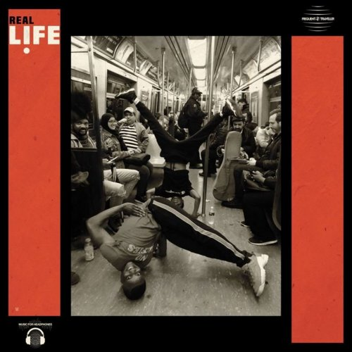 Frequent Traveller – Real Life (Music for Headphones)