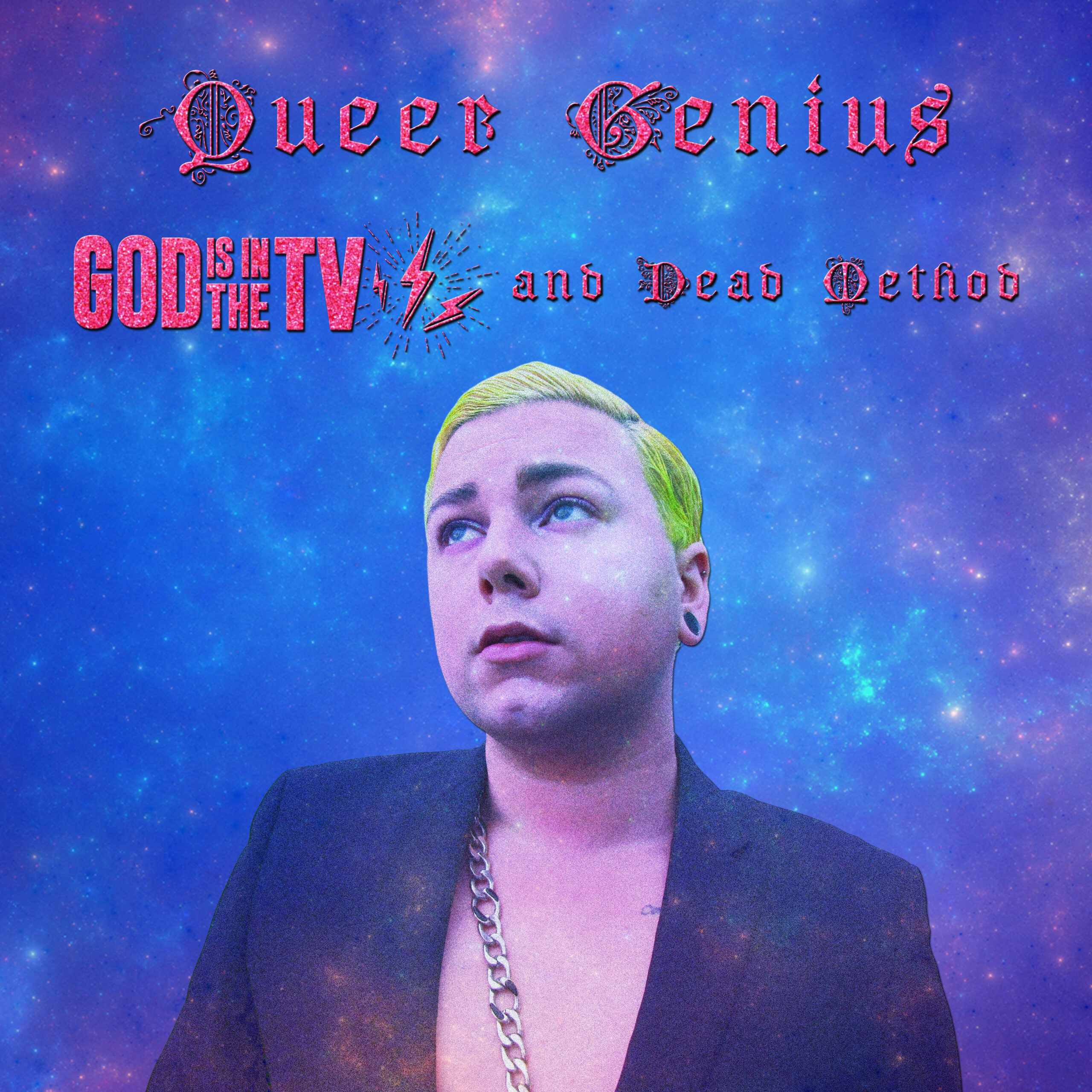NEWS: Our New Podcast 'Queer Genius'