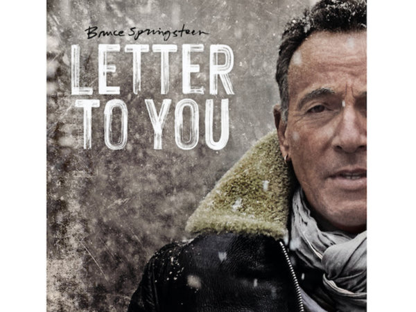 Bruce Springsteen – Letter To You (Columbia)