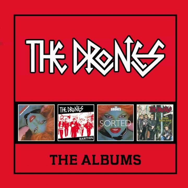 The Drones – The Albums (Captain Oi!)