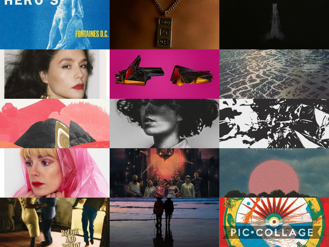 GIITTV: Albums of the Year for 2020, 25-11