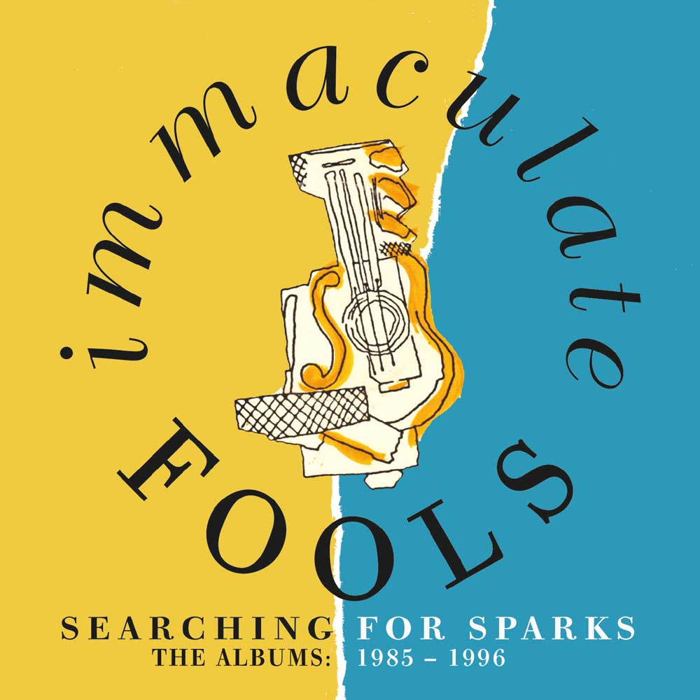 Immaculate Fools – Searching For Sparks (Cherry Red Records)