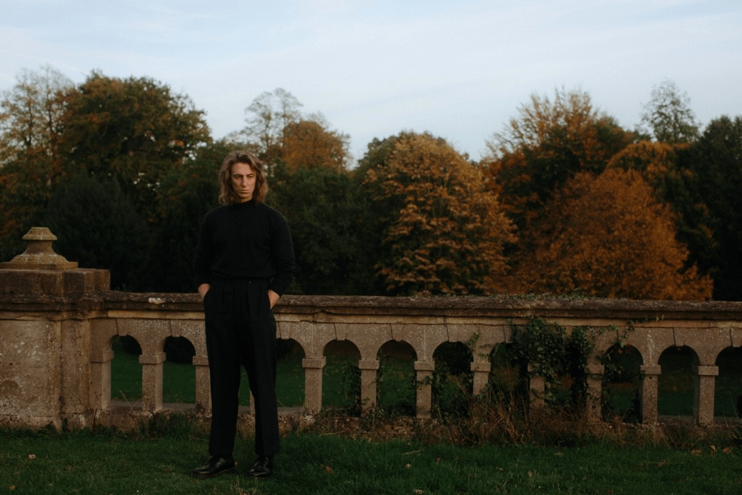 IN CONVERSATION: Luca Wilding