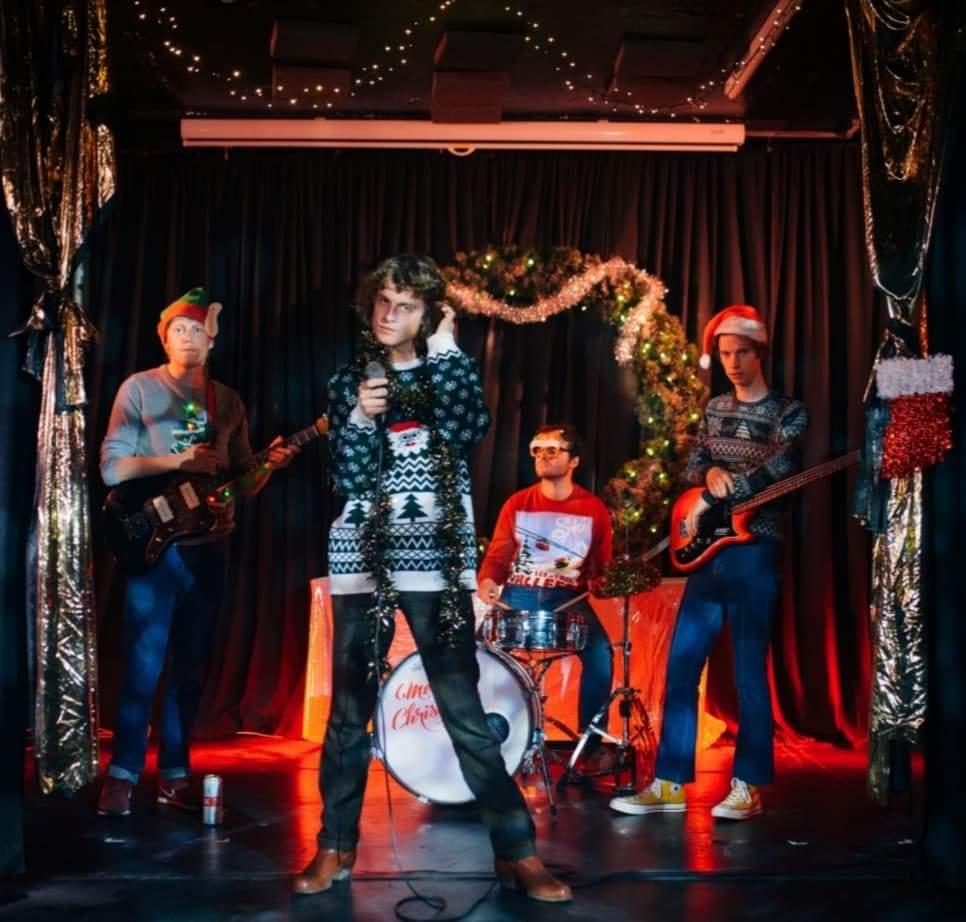 NEWS: Buzzard Buzzard Buzzard announce Christmas single and video, and also socially distanced gigs in January