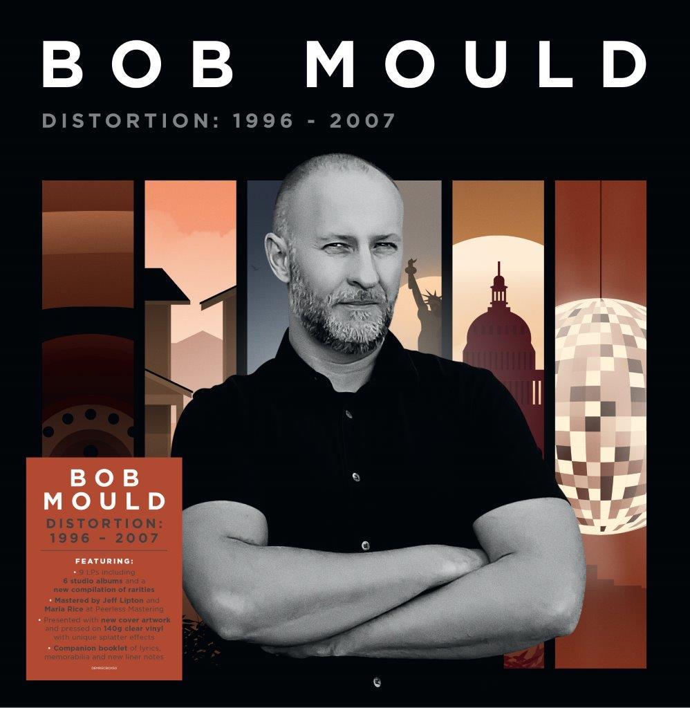 Bob Mould: Distortion 1996 – 2007 (Demon Records)