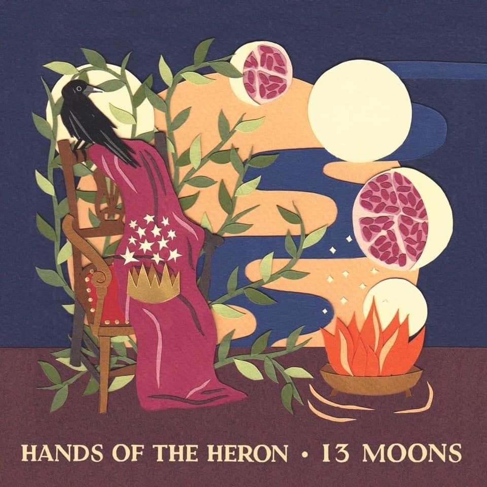 NEWS: Hands of the Heron release new album and third single
