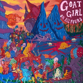 Goat Girl – On All Fours (Rough Trade)
