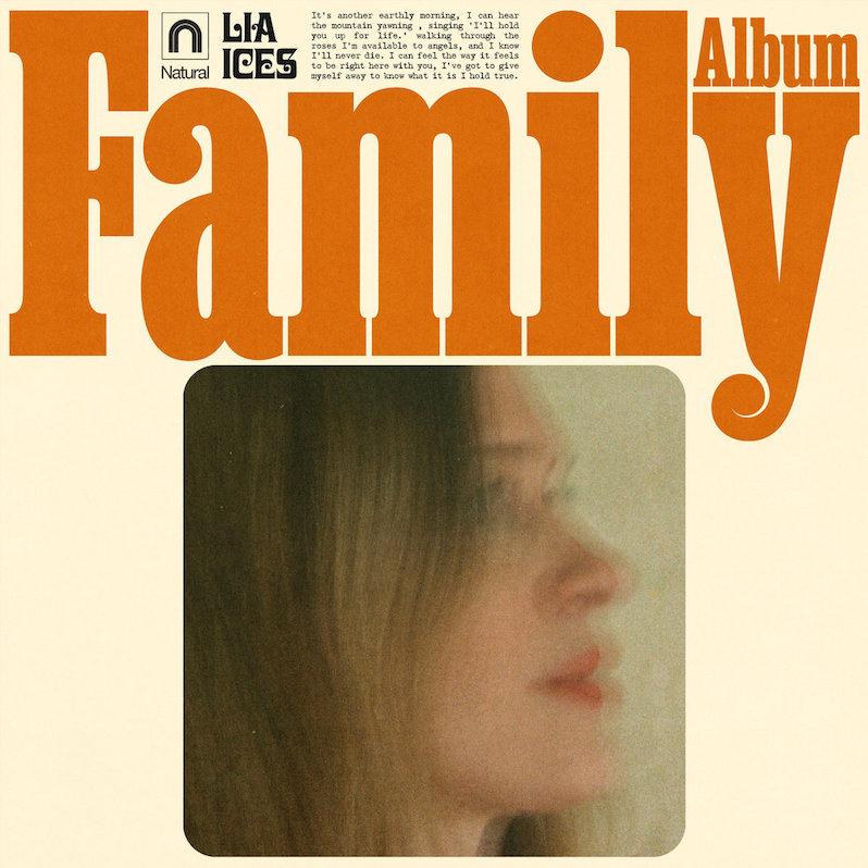 Lia Ices – Family Album (Natural Music)