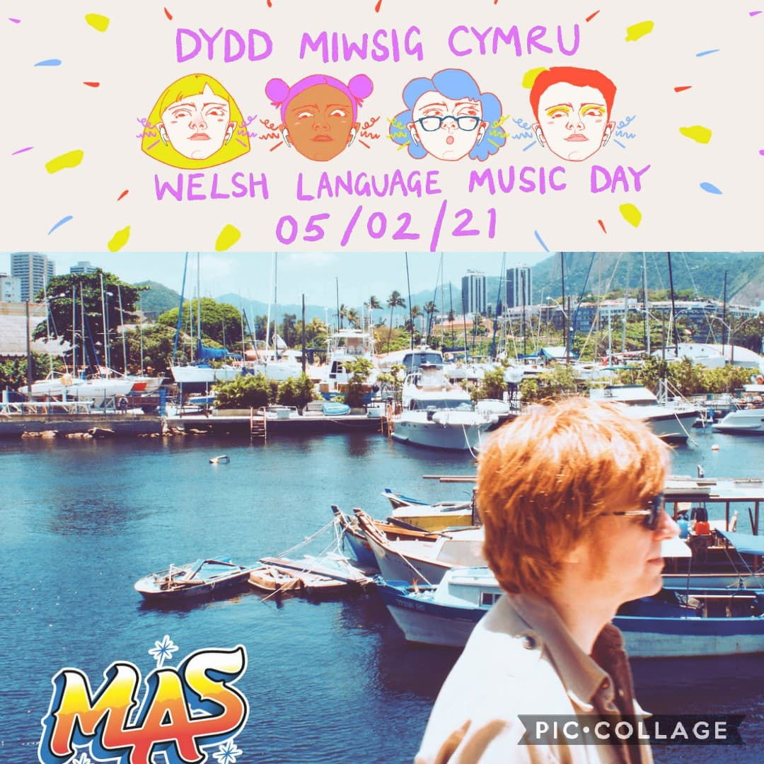 PODCAST: Show Me Magic! Dydd Miwsig Cymru/Welsh Language Music Day special with Carwyn Ellis & Cath Holland