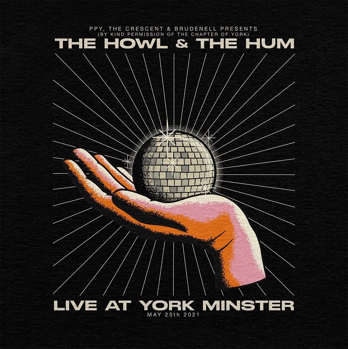 NEWS: The Howl & The Hum – Live At York Minster (Live Stream)