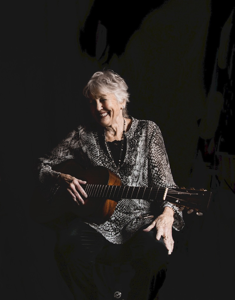NEWS: Peggy Seeger announces the release of new single 'The Invisible Woman'