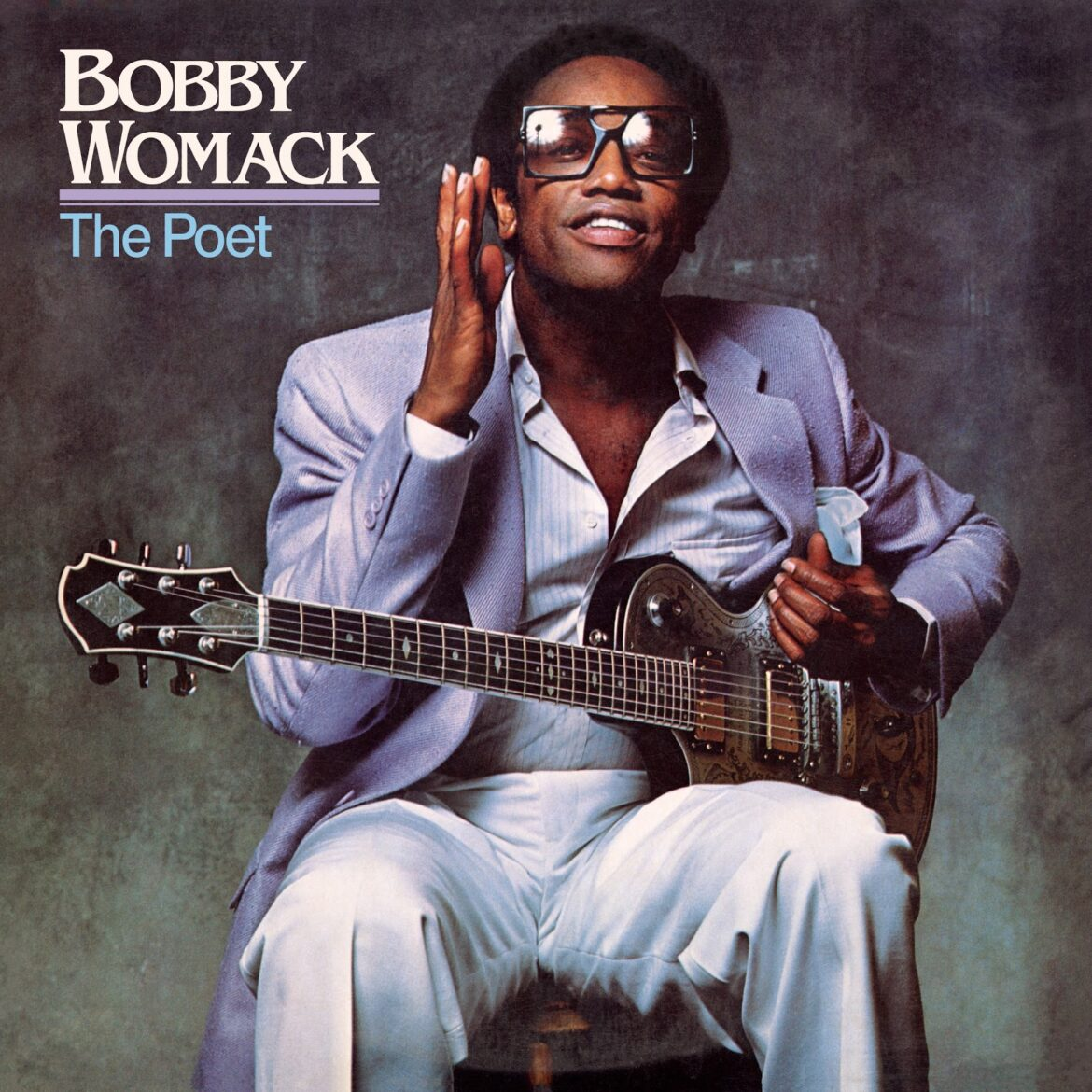 NEWS: Bobby Womack's The Poet and the Poet II to be re-issued