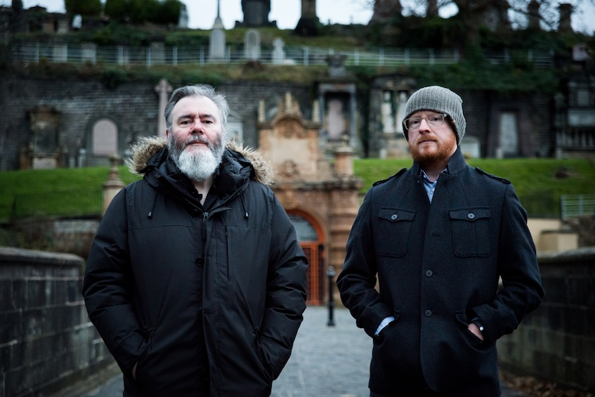 NEWS: Arab Strap unveil dark video for new single 'Here Comes Comus!' from forthcoming album
