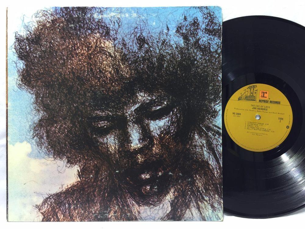 50th Anniversary Retrospectives # 2 – Jimi Hendrix – The Cry Of Love