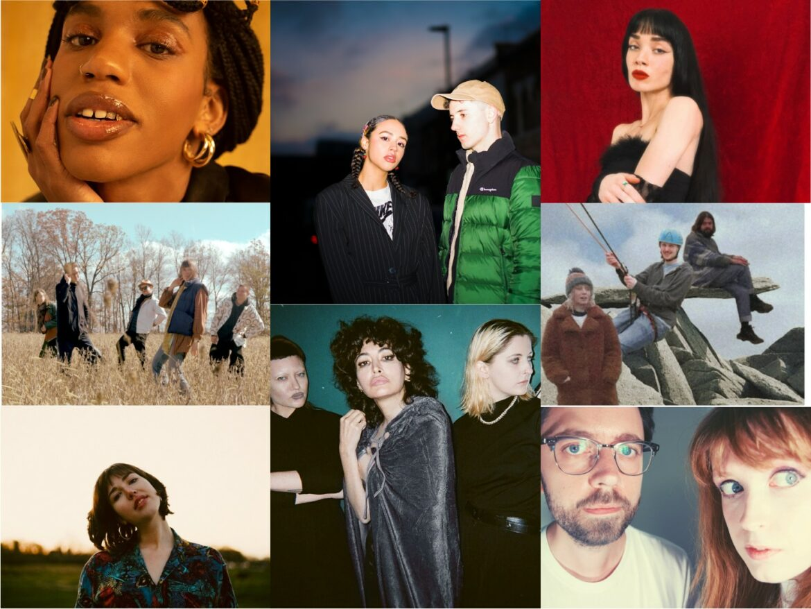 Tracks of the Week #IWD2021 Special