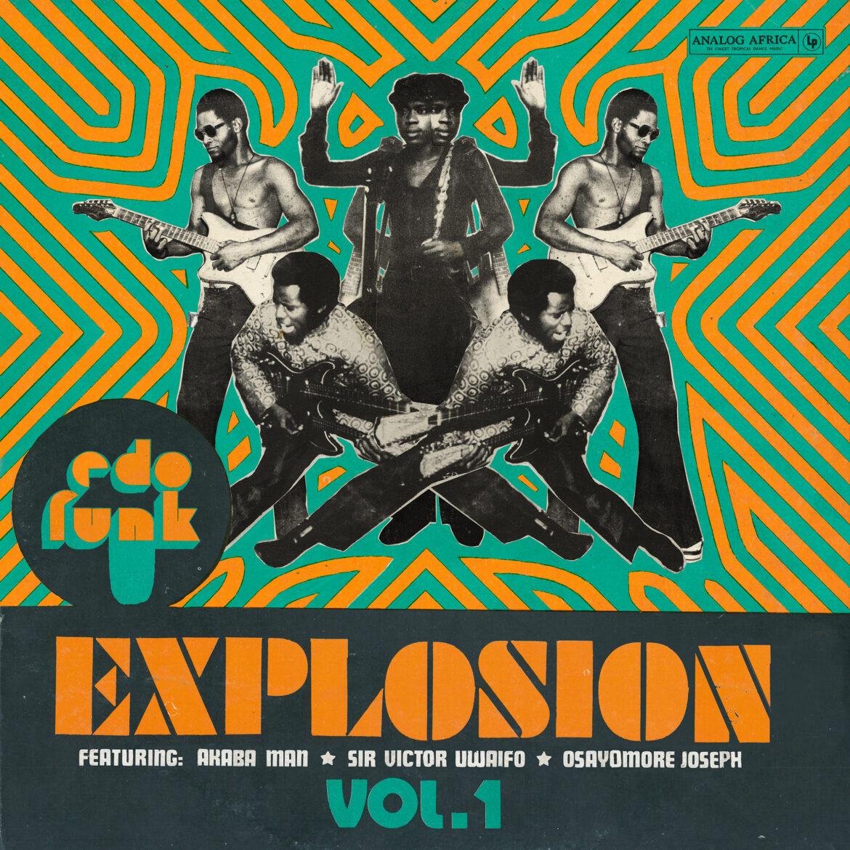 Various – Edo Funk Explosion Vol. 1 (Analog Africa)