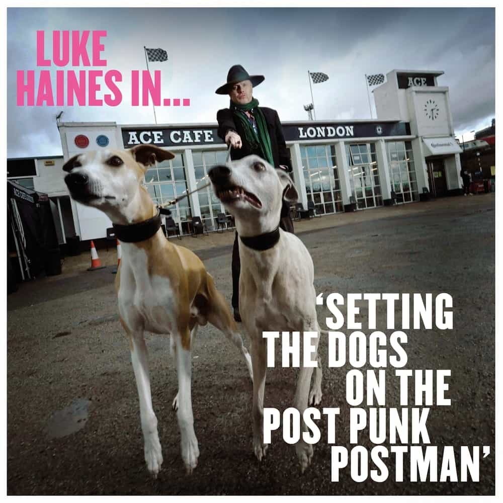 Luke Haines – Setting The Dogs On The Post-Punk Postman (Cherry Red)