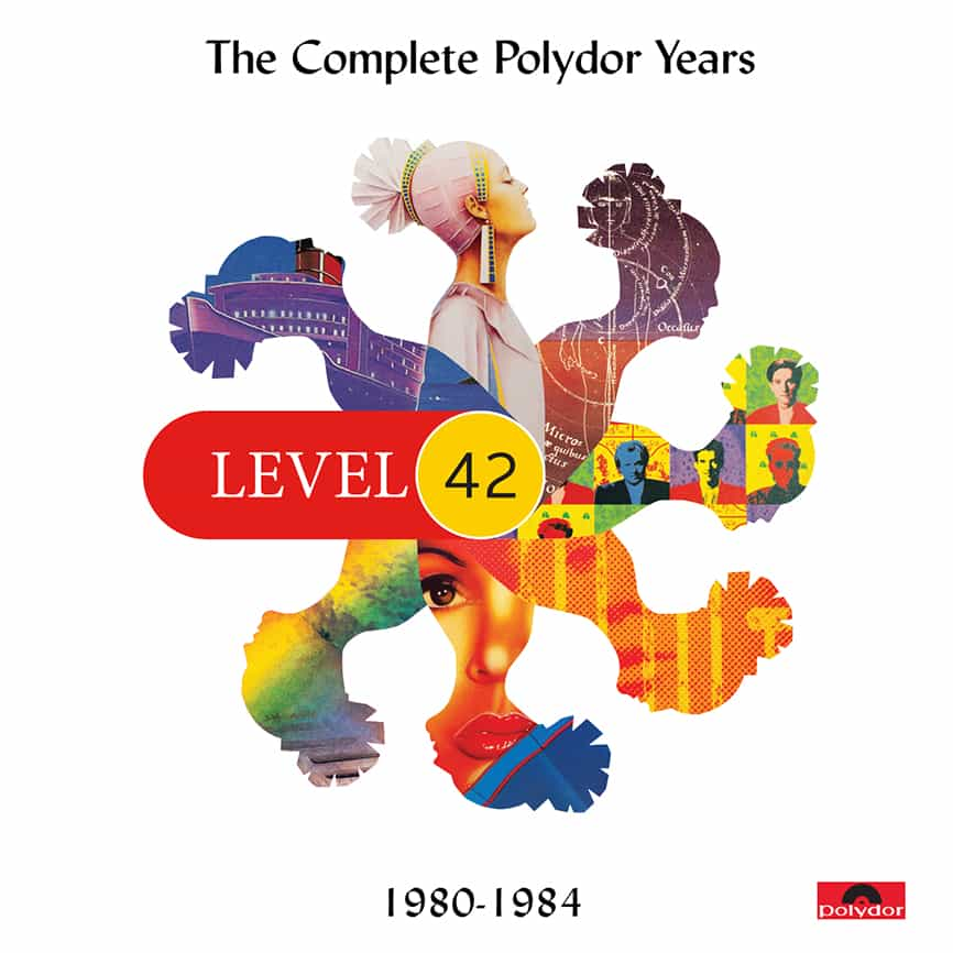 Level 42 – The Complete Polydor Years: Volume 1 (1980-1984) (Cherry Red Records)