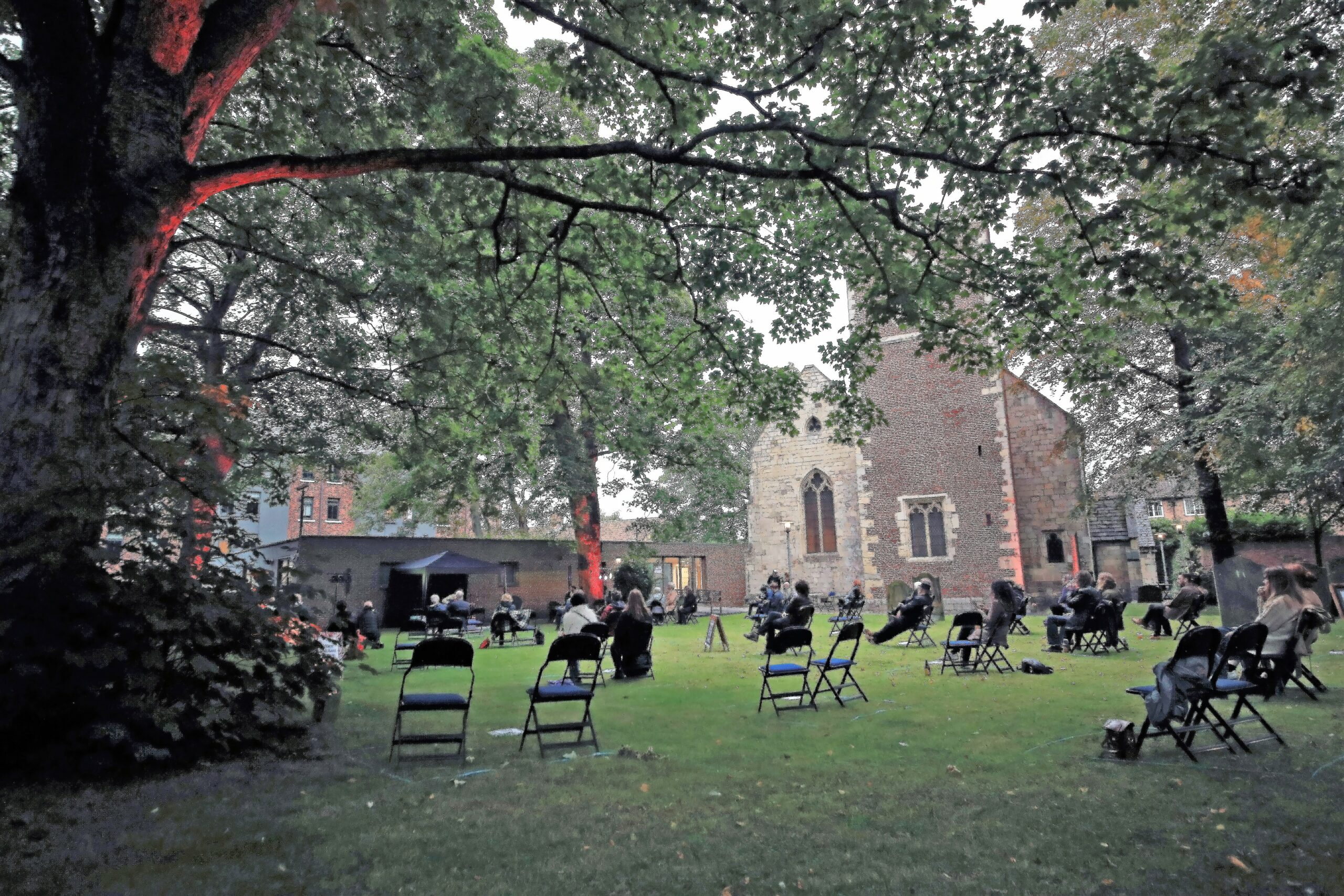News: Songs Under Skies returns to the National Centre for Early Music in York