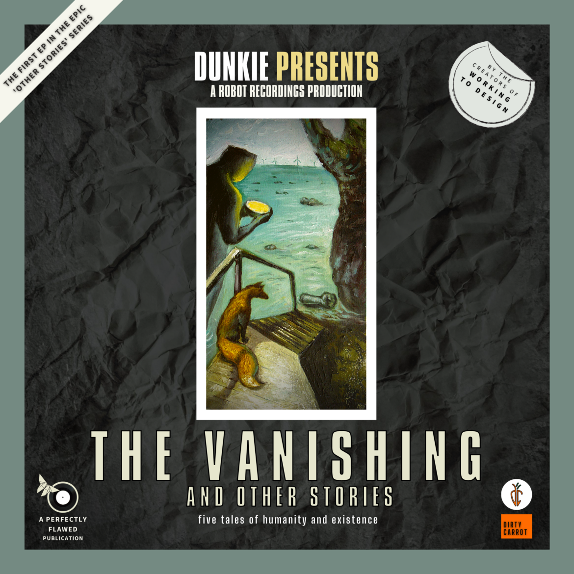 Dunkie: 'The Vanishing and Other Stories EP'