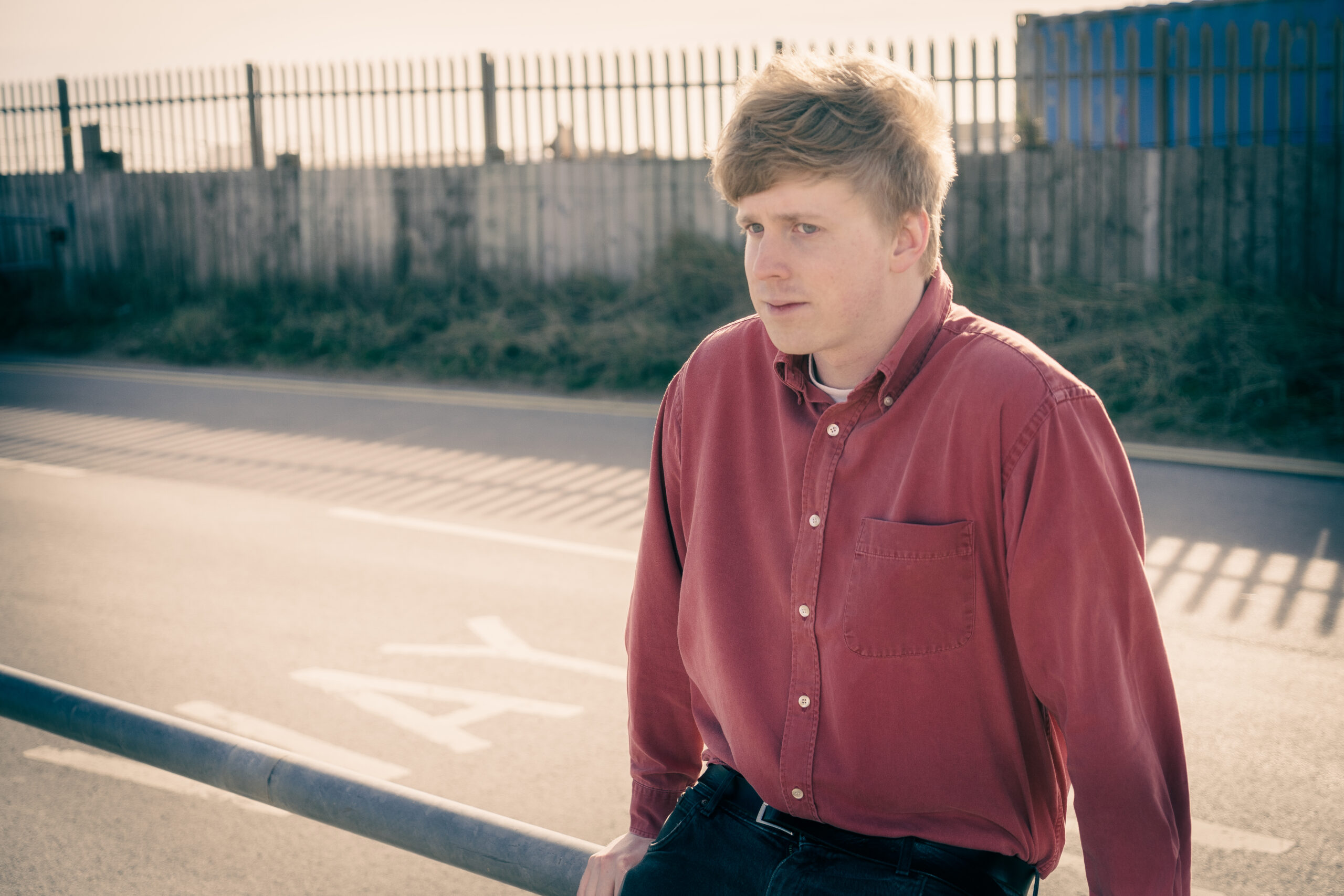 NEWS: James Leonard Hewitson debuts new single 'Temporary Values'