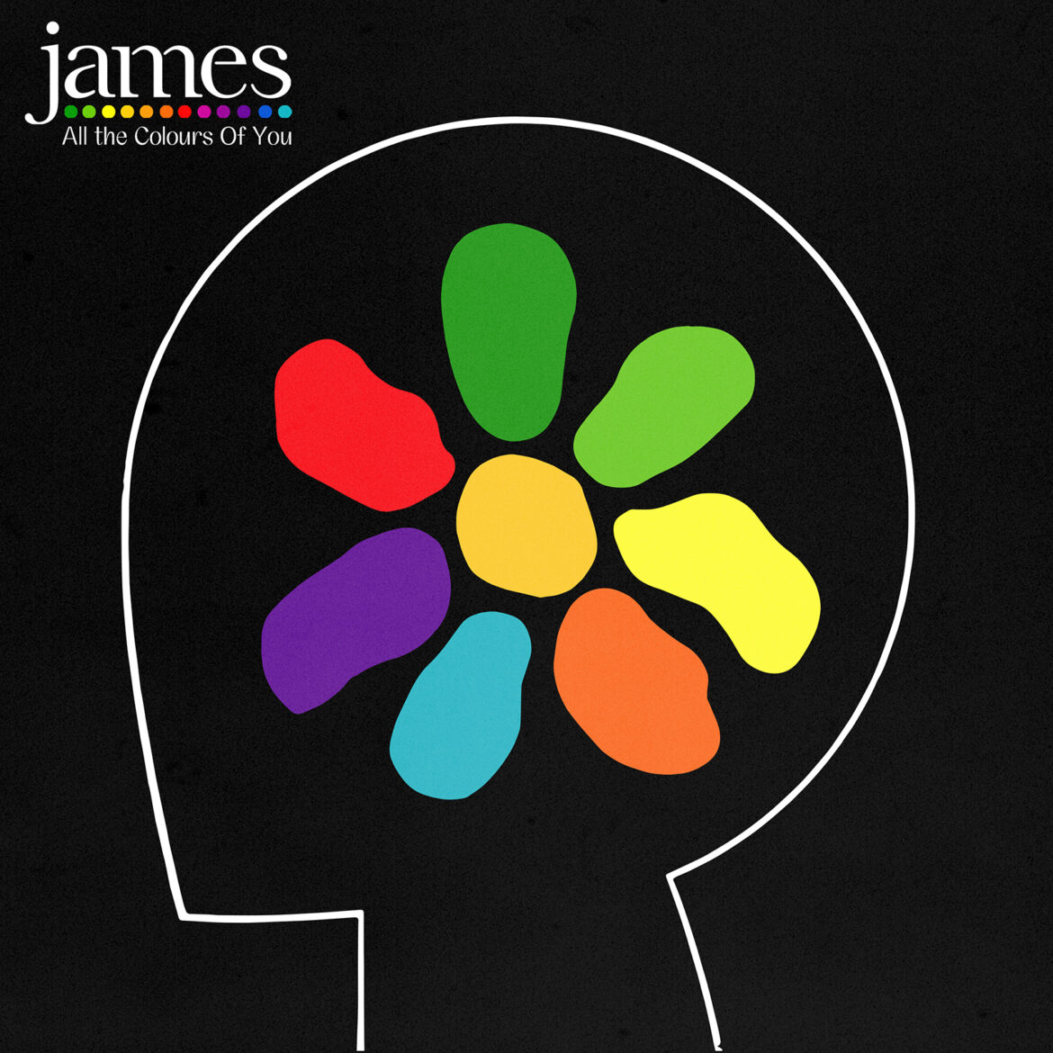 James – All The Colours Of You (Virgin Music)