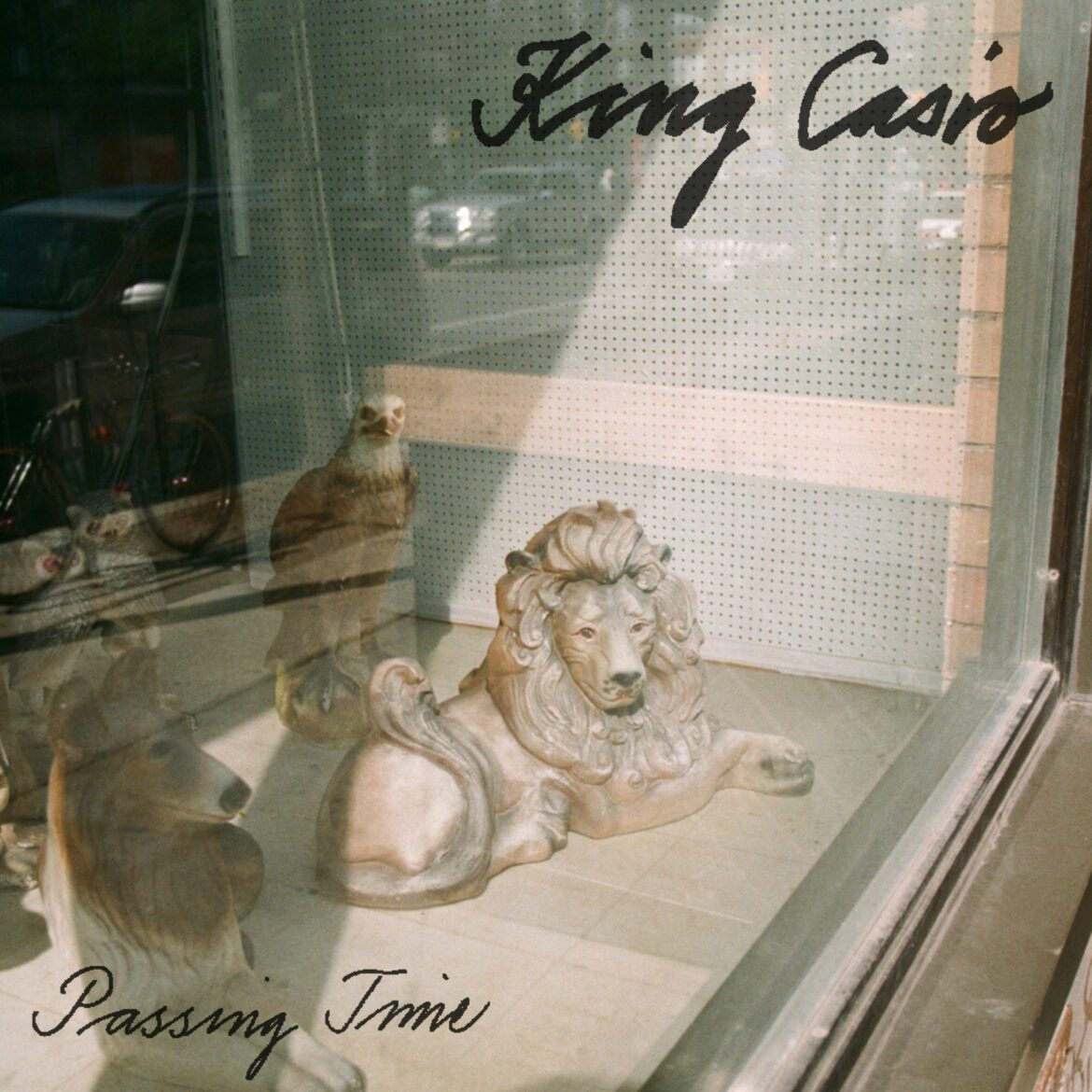 EXCLUSIVE PREMIERE: King Casio release new video and single 'Passing Time'