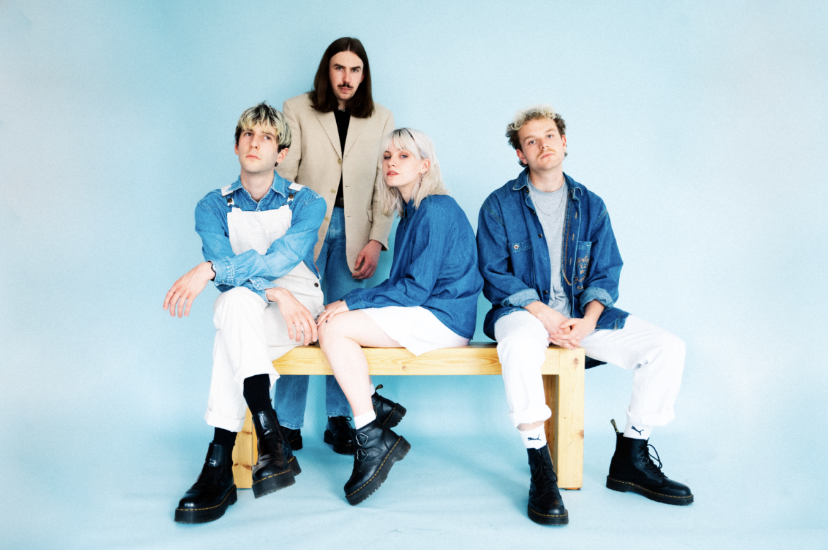 NEWS: swim school share candid anthem 'anyway' & announce debut EP