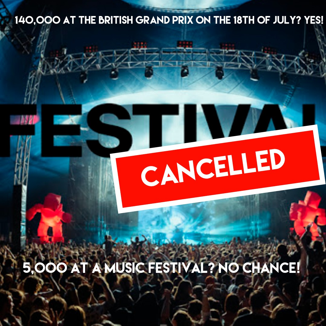 OPINION: UK Festival season 2021 is on the brink of cancellation