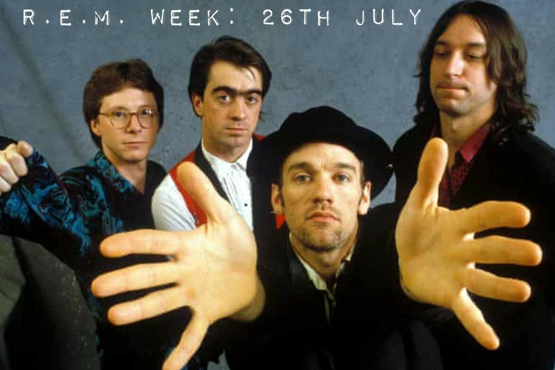 R.E.M.: Starting XI