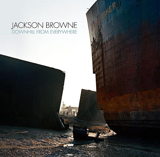 Jackson Browne – Downhill From Everywhere (Inside Recordings)