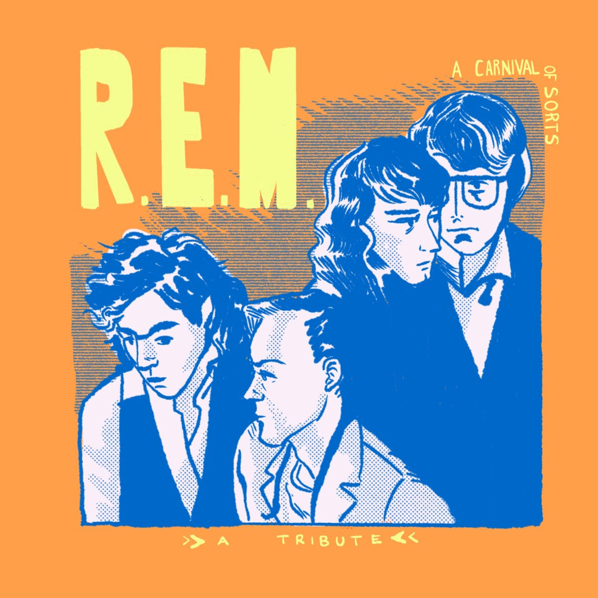 EXCLUSIVE STREAM:  A Carnival of Sorts: A compilation of R.E.M. covers by Various Artists