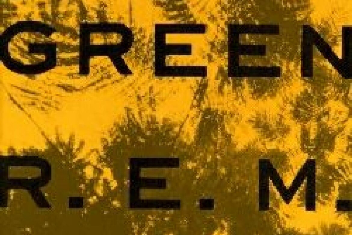 This Song Is Here To Keep You Strong: R.E.M.'s Green