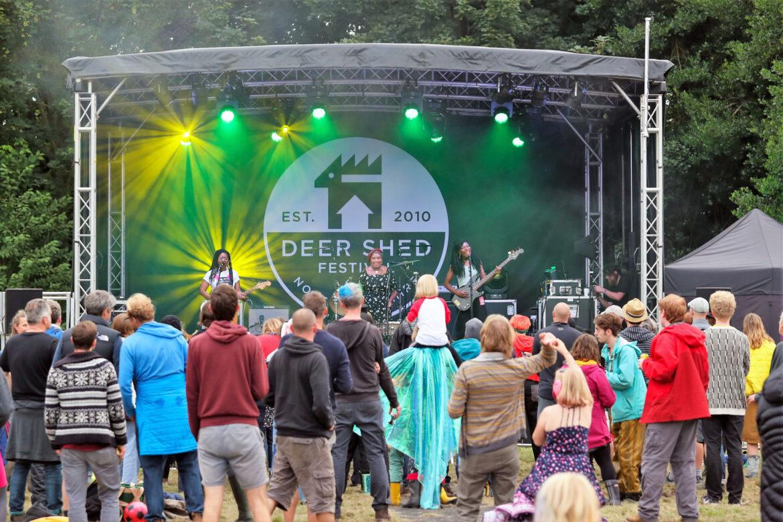 FESTIVAL REPORT – Deer Shed: Base Camp Plus