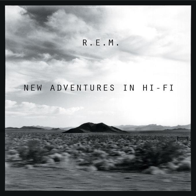 NEWS: R.E.M announce 25th anniversary reissue of 'New Adventures in Hi-Fi'
