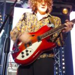 Guitarist Herbie May from the band The Lounge Society