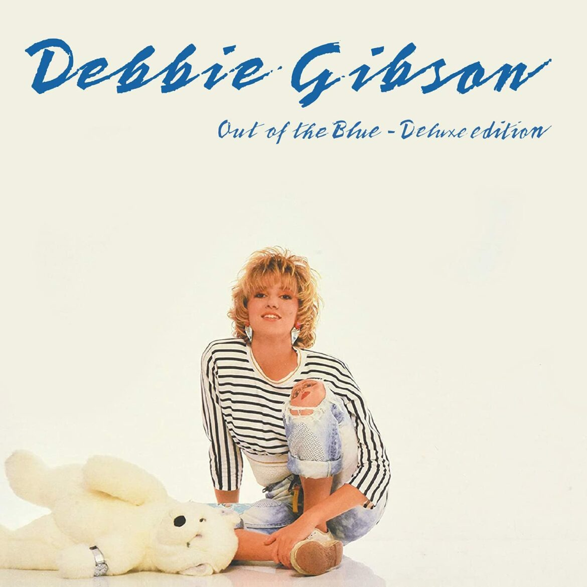 Debbie Gibson – Out Of The Blue (Cherry Red)