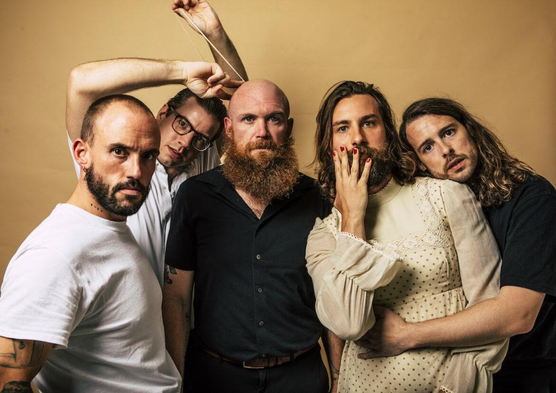 NEWS: Idles announce new album 'Crawler'